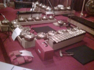 Evergreen Club Contemporary Gamelan
