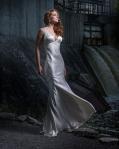 Wallis Giunta, wearing McCaffrey Haute Couture (photo Mark Cooper)