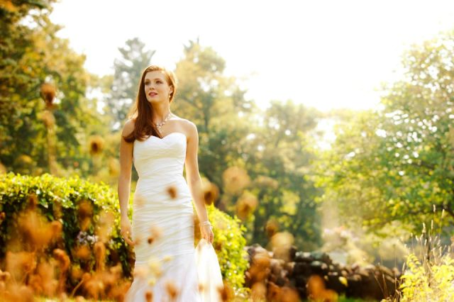 Wallis Giunta, wearing McCaffrey Haute Couture (photo Miv Fournier)