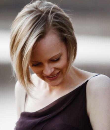 Soprano Carla Huhtanen (photo: Tobin Grimshaw)