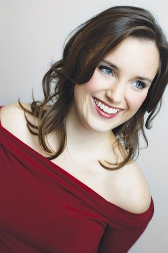 Soprano Jacqueline Woodley