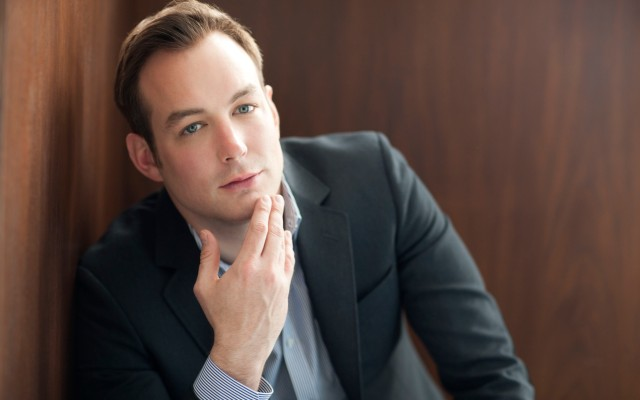 Tenor Stephen Costello (photo: Dario Acosta)