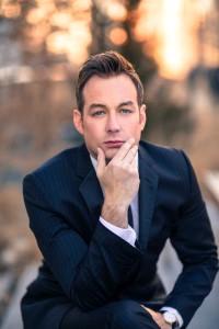 April: tenor Stephen Costello (photo: Dario Acosta)
