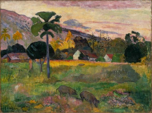Haere Mai (1891), by Paul Gaugin