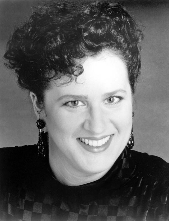 Mezzo-soprano Laura Pudwell