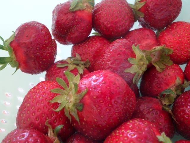 Remember strawberries?