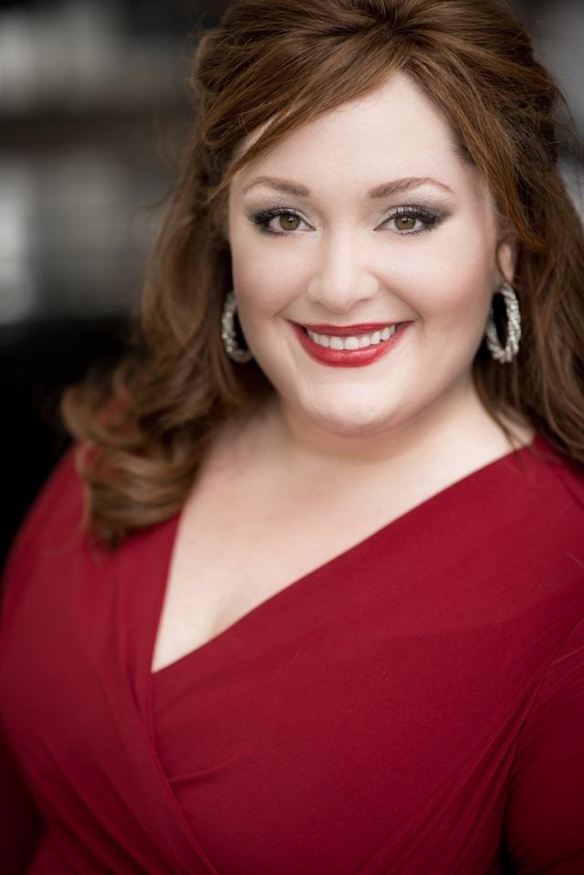 Soprano Heidi Melton (photo: Simon Pauly)