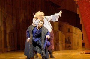 James Westman's Ford with Bryn Terfel's Falstaff in Houston