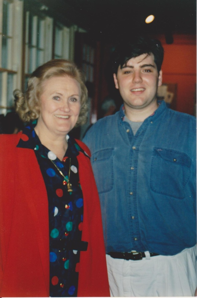 James Westman with Joan Sutherland