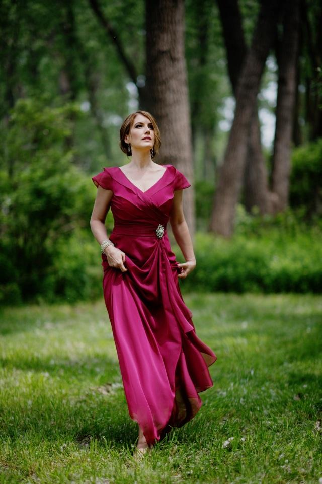 Mezzo-soprano Krisztina Szabo (photo: Bo Huang)