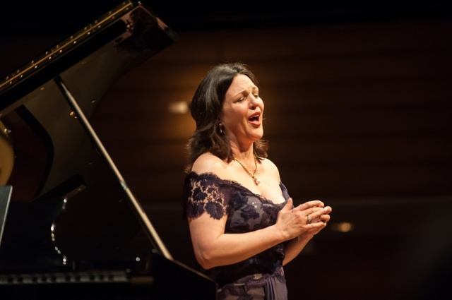 Soprano Adrianne Pieczonka (Photo by Lisa Sakulensky)