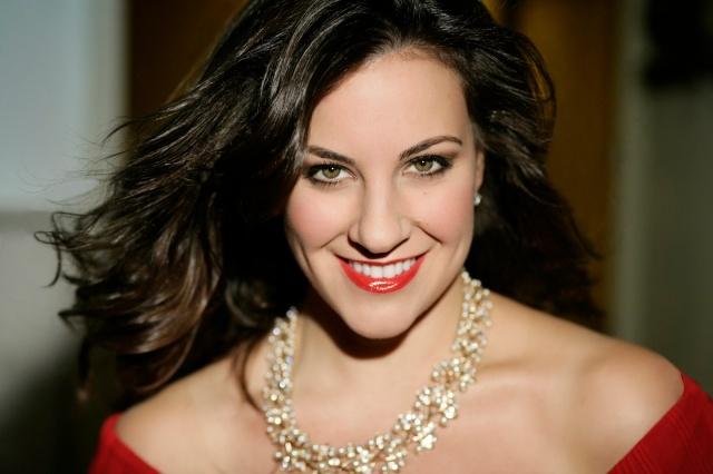 Soprano Joyce El-Khoury (photo: Kristin Hoebermann)