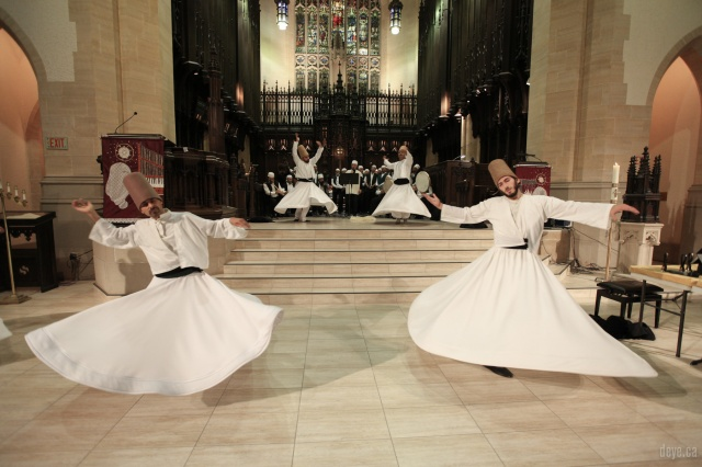 Jarrahi Sufi Choir with Whirling Dervishes