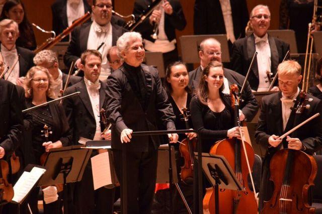 Peter Oundjian with the Toronto Symphony January 7th