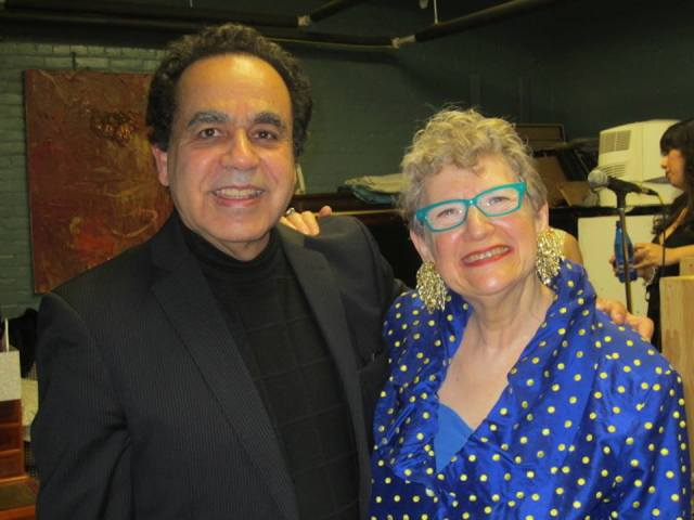 Guillermo Silva and sharon singer
