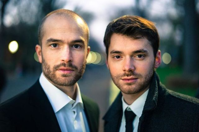 Baritone John Brancy & Pianist Peter Dugan raising money for WWI Centenary Tribute in Song