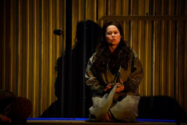 Emma Char in Amahl and the Night Visitors (Photo: Yves Renaud)