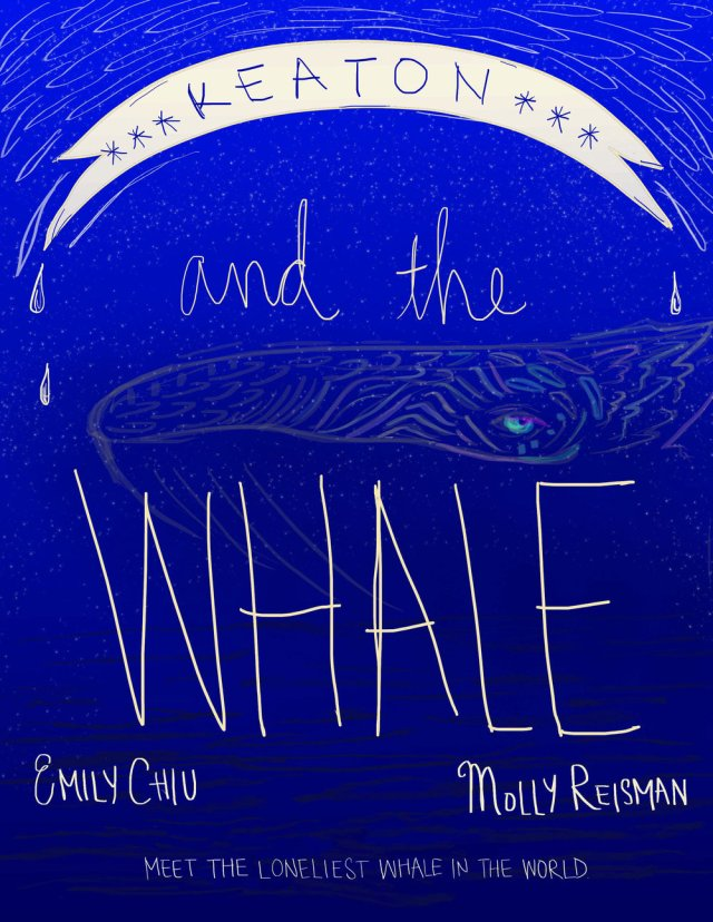 KEATON AND THE WHALE POSTER